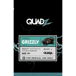 Grizzly Shatter